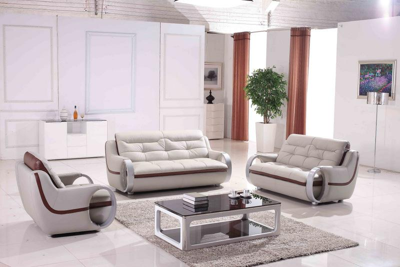 genuine leather sofa and loveseat robinson maxwest p328 on modern light grey chair 3 pcs walmart com