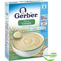 Gerber Gerber Cereal for Baby and Toddler, 8 oz - Walmart.com