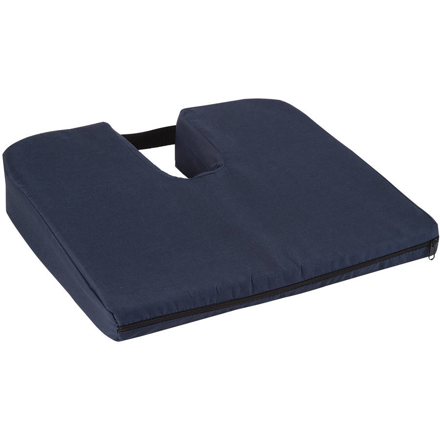 posture support seat cushion swivel chair very dmi for coccyx and better foam sciatica