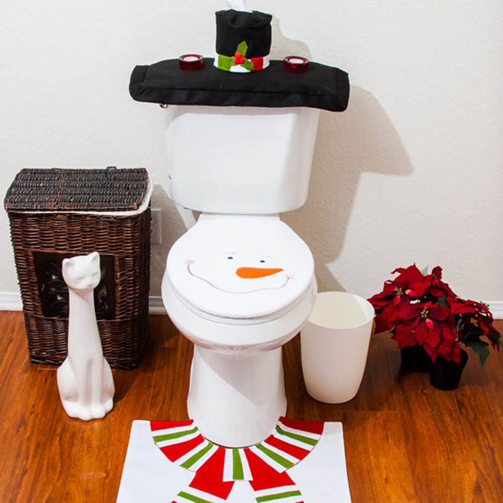 Snowman Bathroom Sets Bathroom Tank Sets For Toilet My Web Value