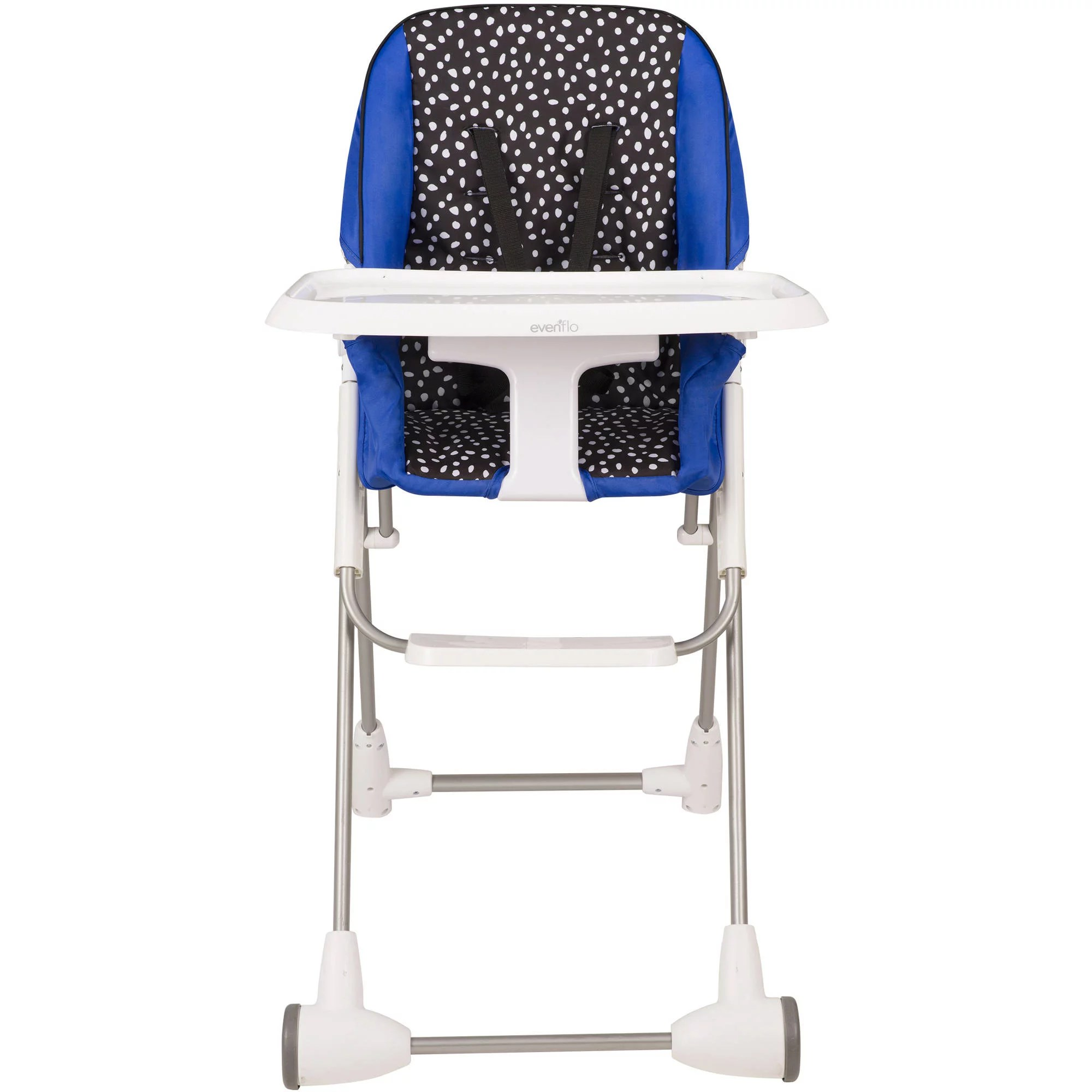 toys are us baby high chairs backless chair height stool evenflo symmetry flat fold koi
