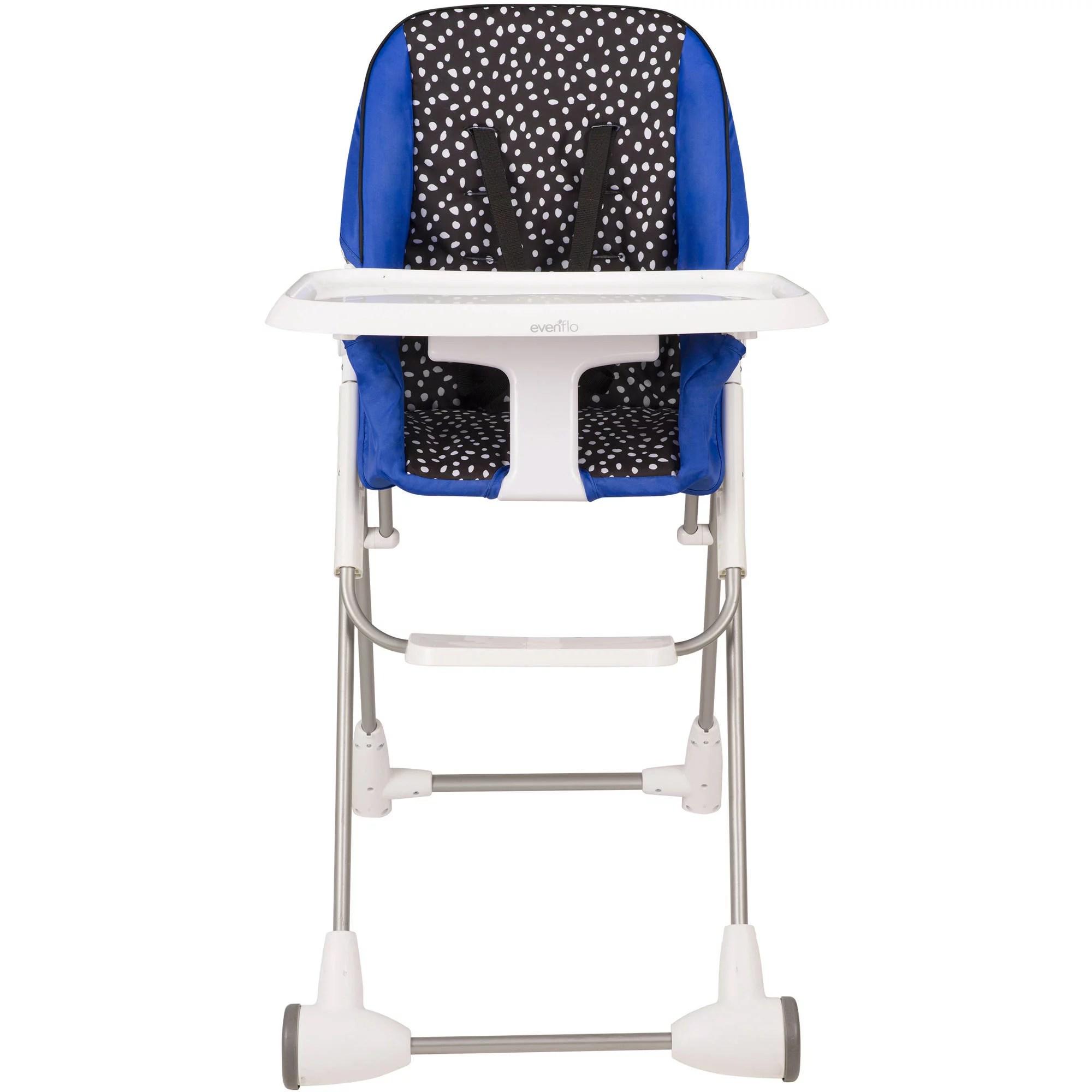evenflo high chair easy fold recall gci accessories symmetry flat daphne walmart com