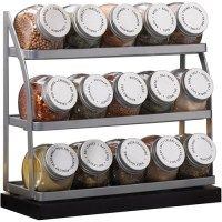 Kamenstein 15 Jar Spice Rack