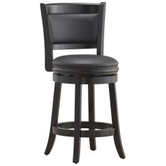 24 Inch Counter Chairs Homestore And More Dining Chair Covers Boraam Augusta Swivel Stool Multiple Colors Walmart Com
