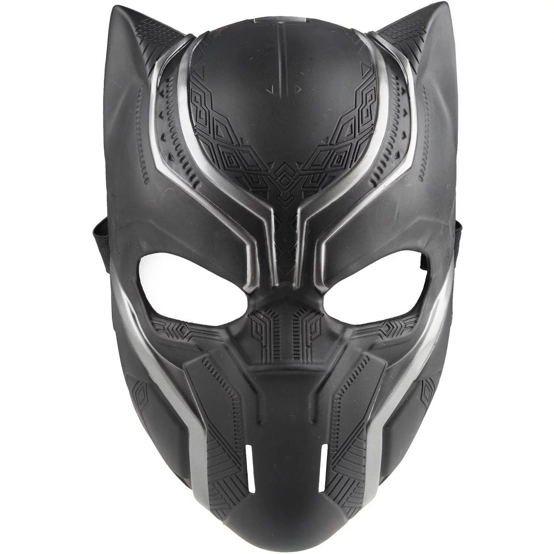 Marvel Captain America Civil War Black Panther Mask