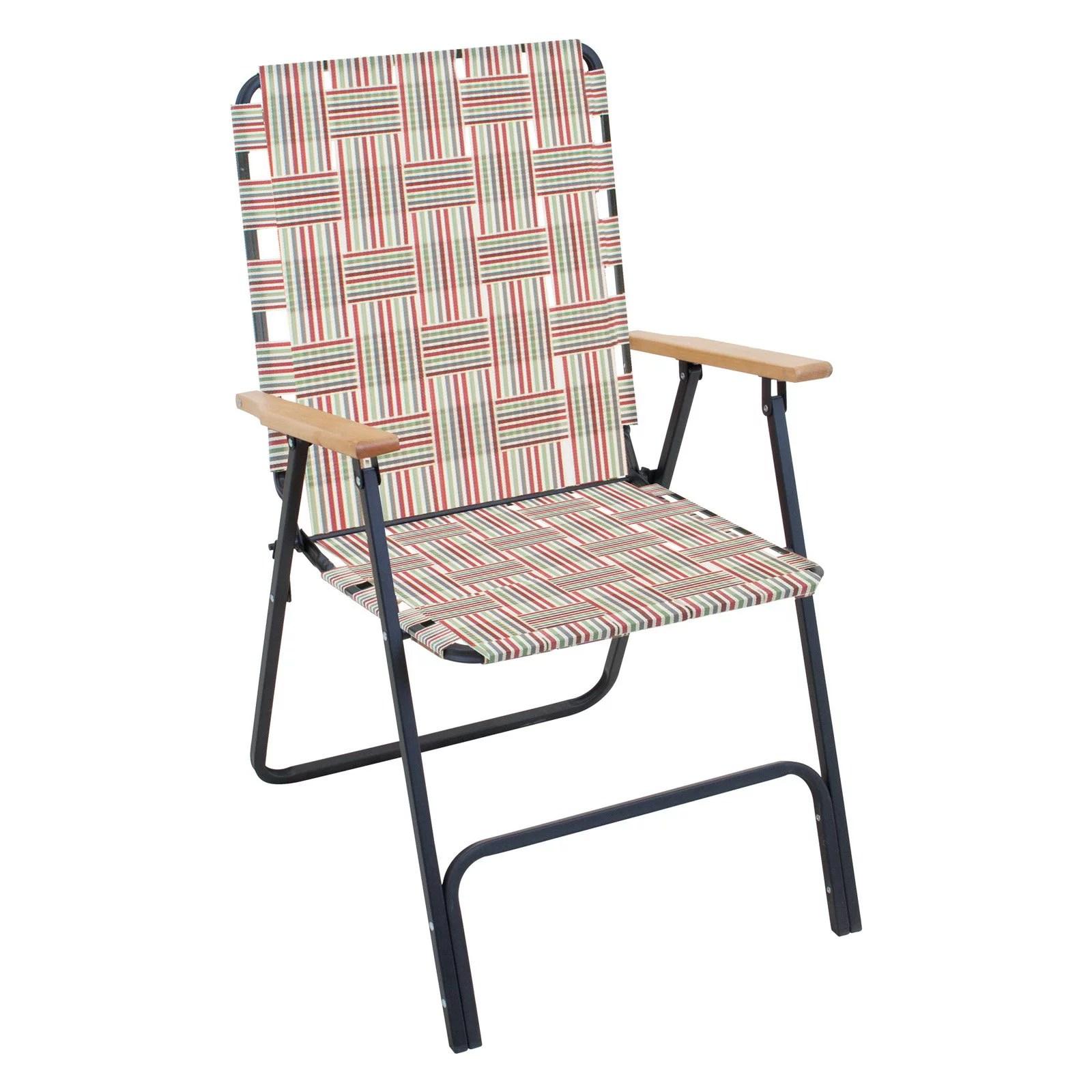 walmart lawn chair office wont stay up rio brands folding highback web com