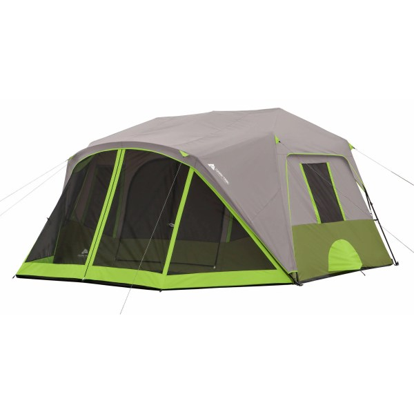 Ozark Trail Instant Cabin Tent with Screen Room