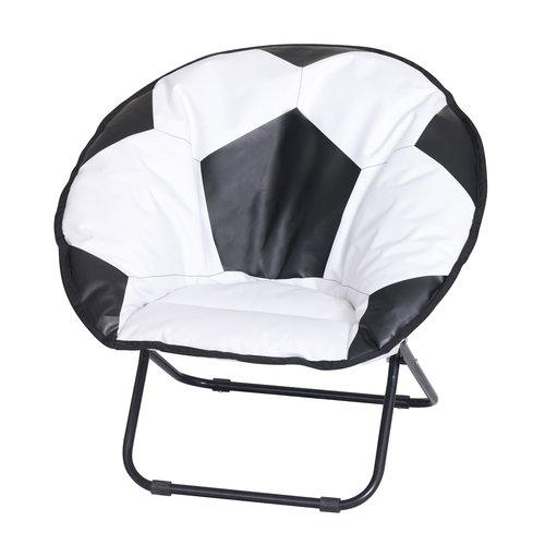 Mainstays Ms 21 X 18 Mini Saucer Chair Soccer Ball