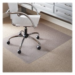 Office Chair Mat 45 X 60 Hanging Chairs For Rooms Es Robbins Task Series 46 Low Pile Carpet Rectangular Walmart Com