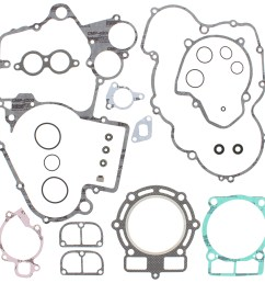 new winderosa complete gasket set for ktm 520 sx racing 00 01 02 walmart com [ 900 x 900 Pixel ]