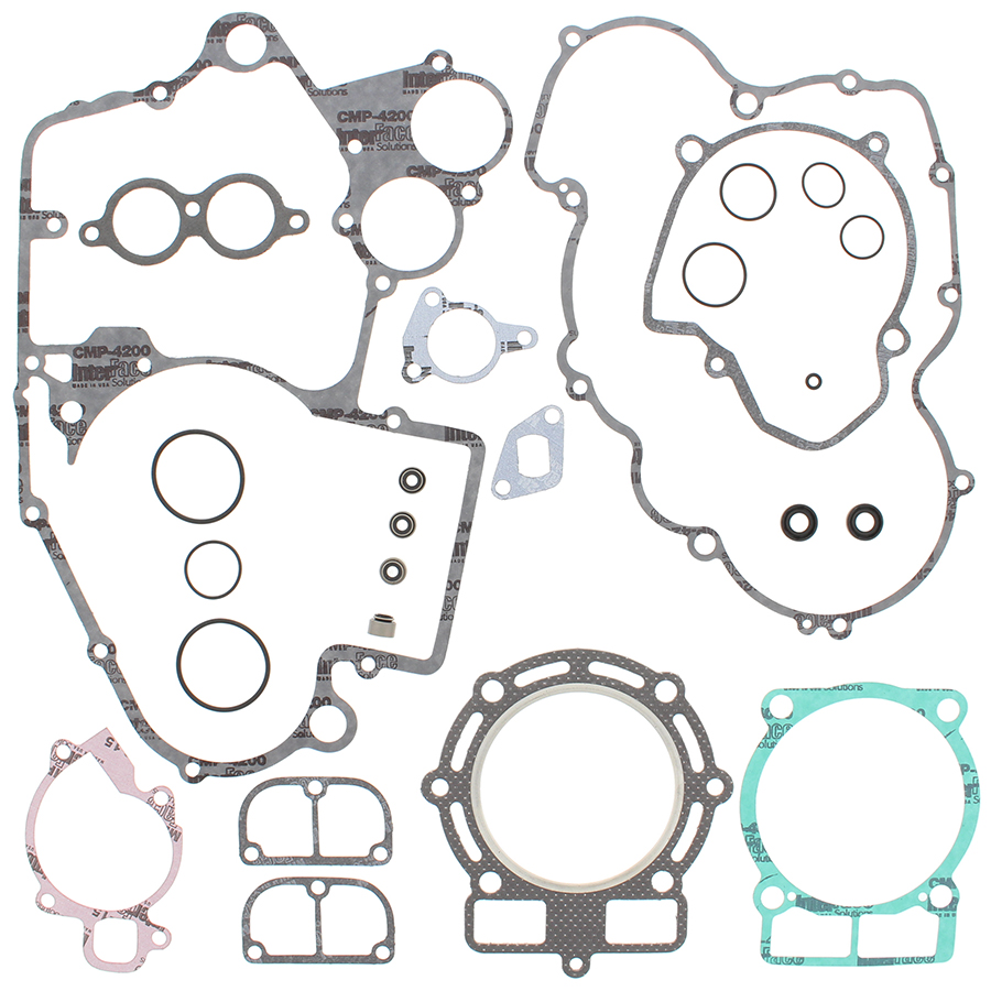 medium resolution of new winderosa complete gasket set for ktm 520 sx racing 00 01 02 walmart com