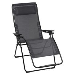 Lafuma Futura Xl Zero Gravity Chair Used Lift Recliners For Sale Black Recliner Obsidian Walmart Com