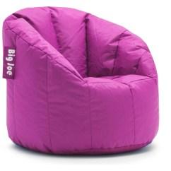 Big Joe Bean Bag Chair Oversized Circle Milano Multiple Colors 32 X 28 25 Walmart Com