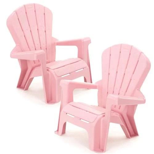 childrens adirondack chair plastic fishing hardware little tikes kids set of 2 walmart com departments