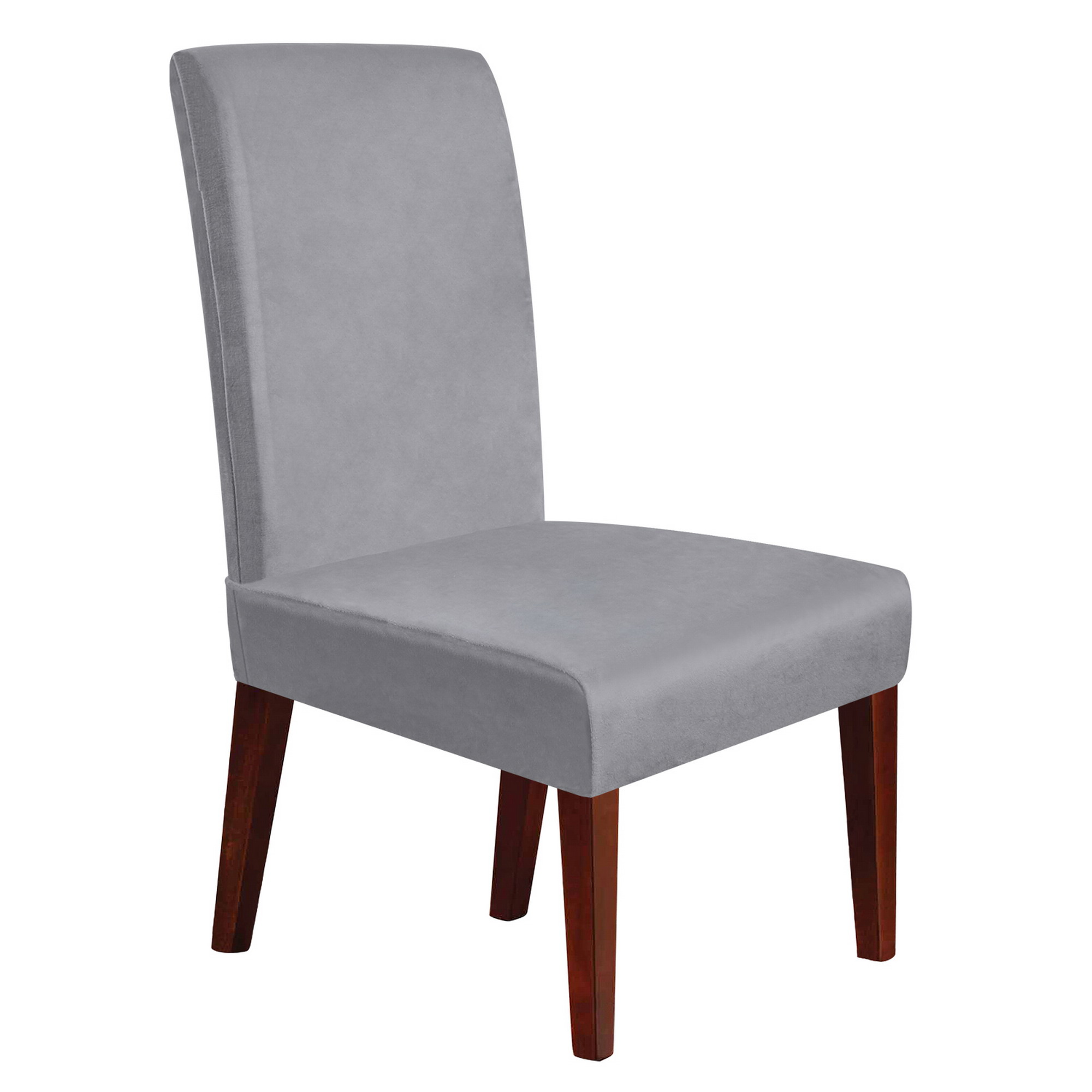 party chair covers walmart kitchen cushions with ruffles slipcovers for dining room soft spandex stretch removable washable banquet home hotel wedding seat