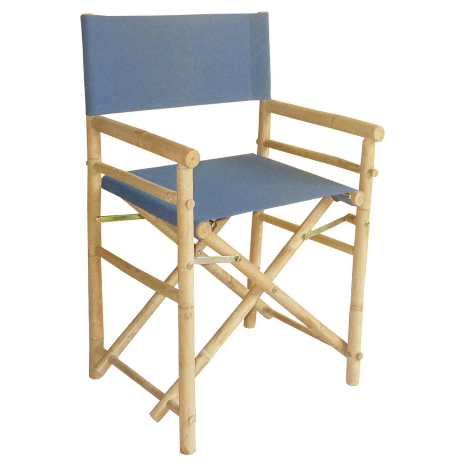 director chair replacement covers ebay salon for sale bamboo directors canvas cover set walmart com