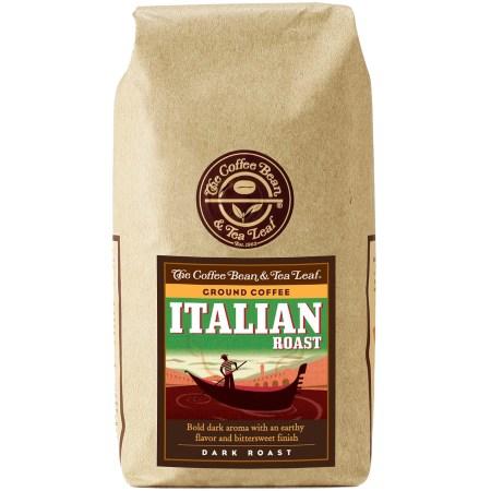 Image Result For Coffee Bean And Tea Leaf Italian Ground Roast Coffee Oz
