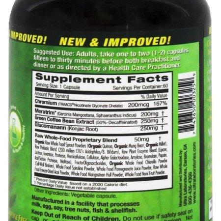 Emerald Labs – فقدان الوزن الصحة الخام القائمة على أساس الغذاء صيغة – 60 كبسولات نباتية 04db2552 9267 4a64 93e8 83cda094de4a 1