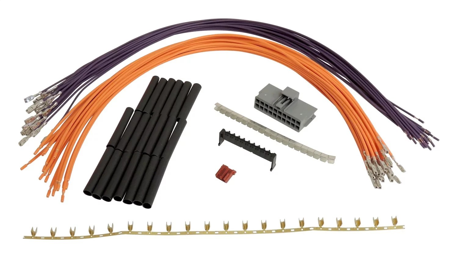 hight resolution of crown automotive 5183442aa cas5183442aa wiring harness repair kit walmart com