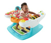 Fisher-Price 4-in-1 Step 'n Play Piano - Walmart.com