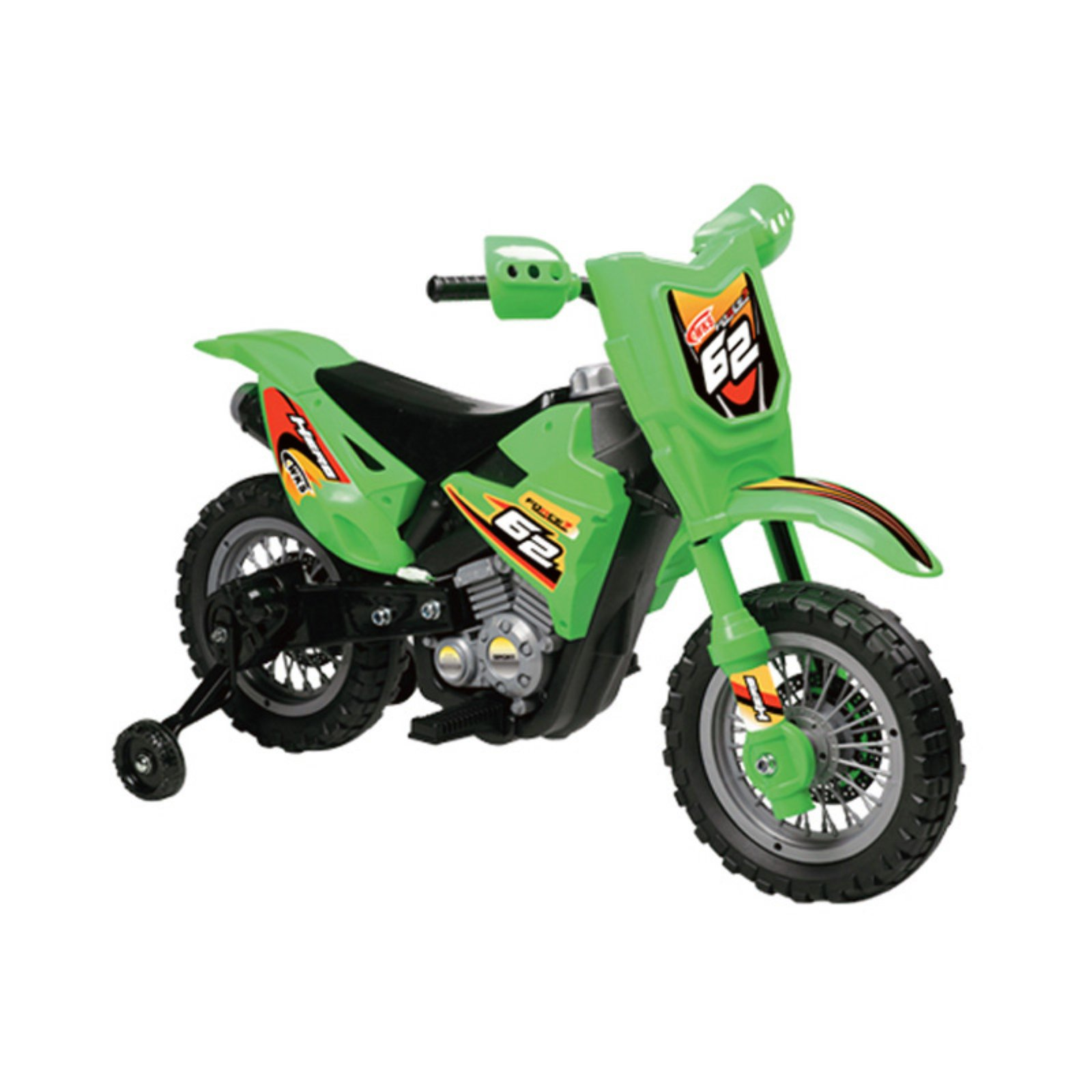 Vroom Rider Dirt Bike Motorcycle Battery Powered Riding