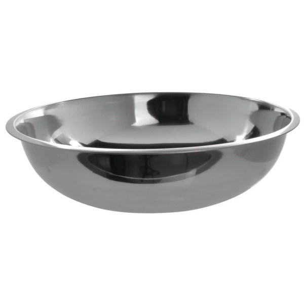 Hubert Mixing Bowl 20 Quart 24 Gauge Stainless Steel- 19