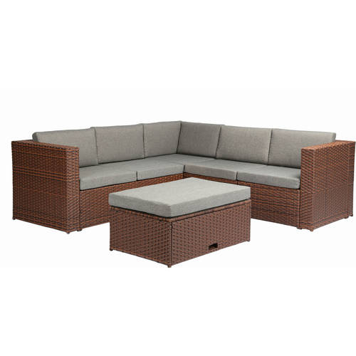 rattan garden corner sofa sets minimal wooden baner outdoor furniture complete patio cushion pe wicker couch set
