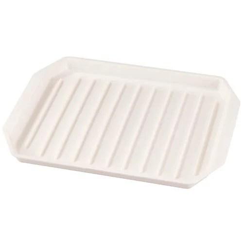 microwave bacon tray