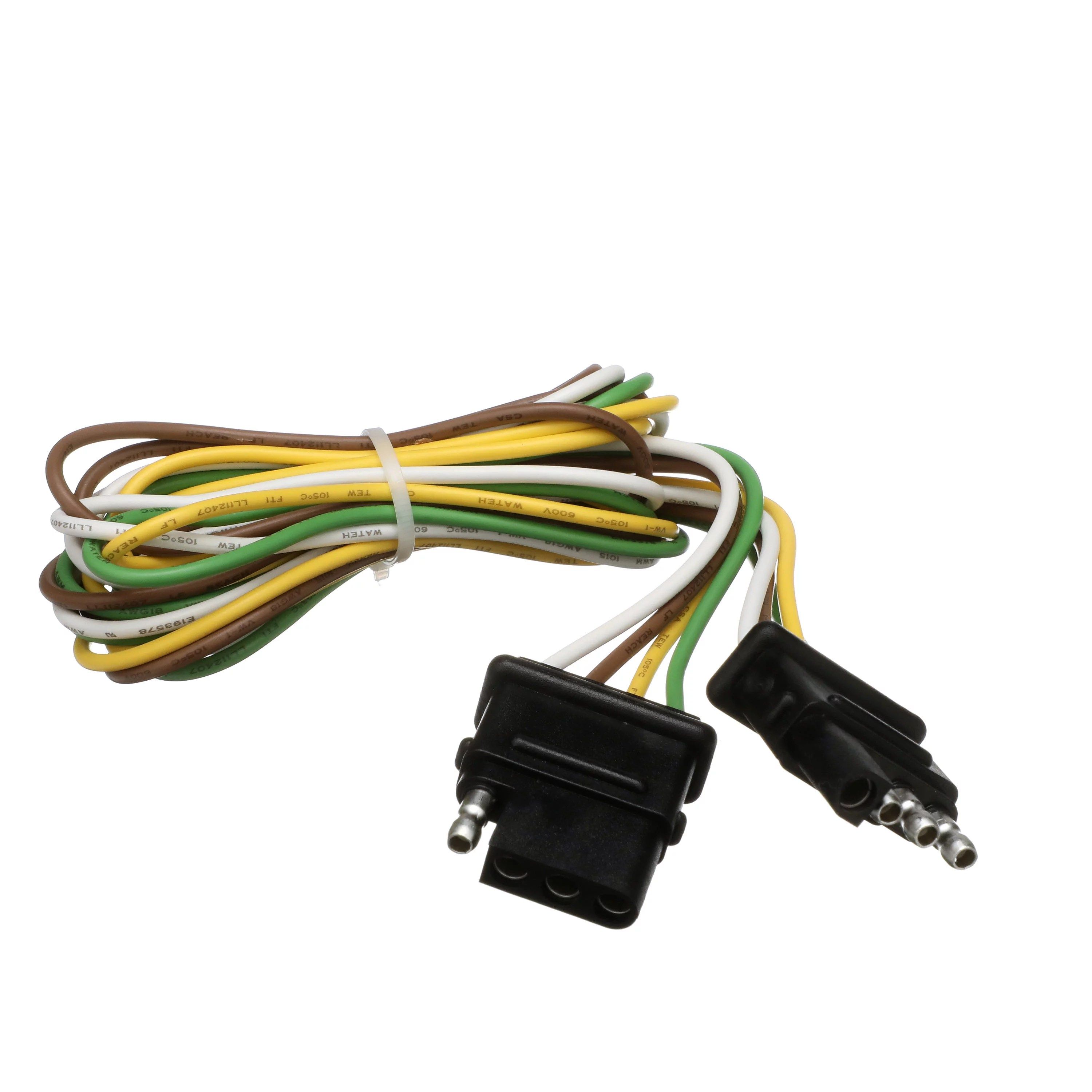medium resolution of seachoice 13991 4 pole boat boat trailer light wire harness extension 48 inches 4 pin wiring harness extension wiring harness extension