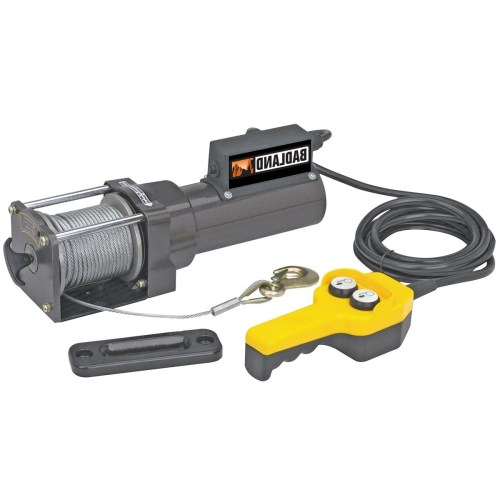 small resolution of badland electric winch 1500 lb capacity 120 volt ac hoist control 96127 walmart com