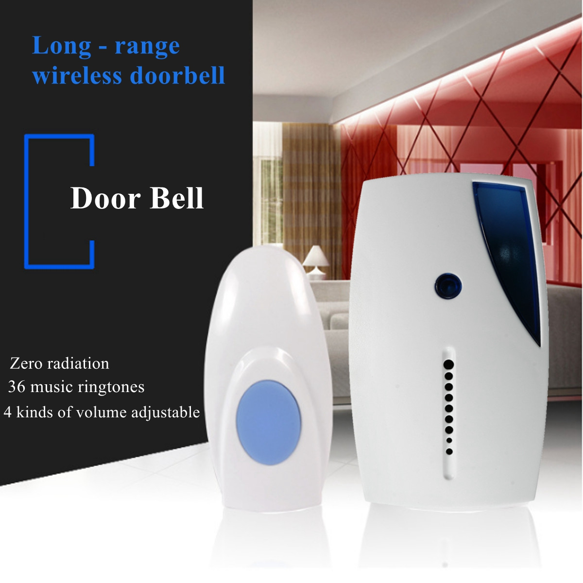 Touch Controlled Musical Door Bell