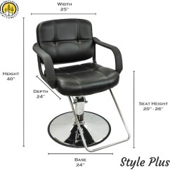 Styling Chairs For Sale Cheap Jessica Charles Devlon Northwest Chair Black Hydraulic Barber Salon Departments