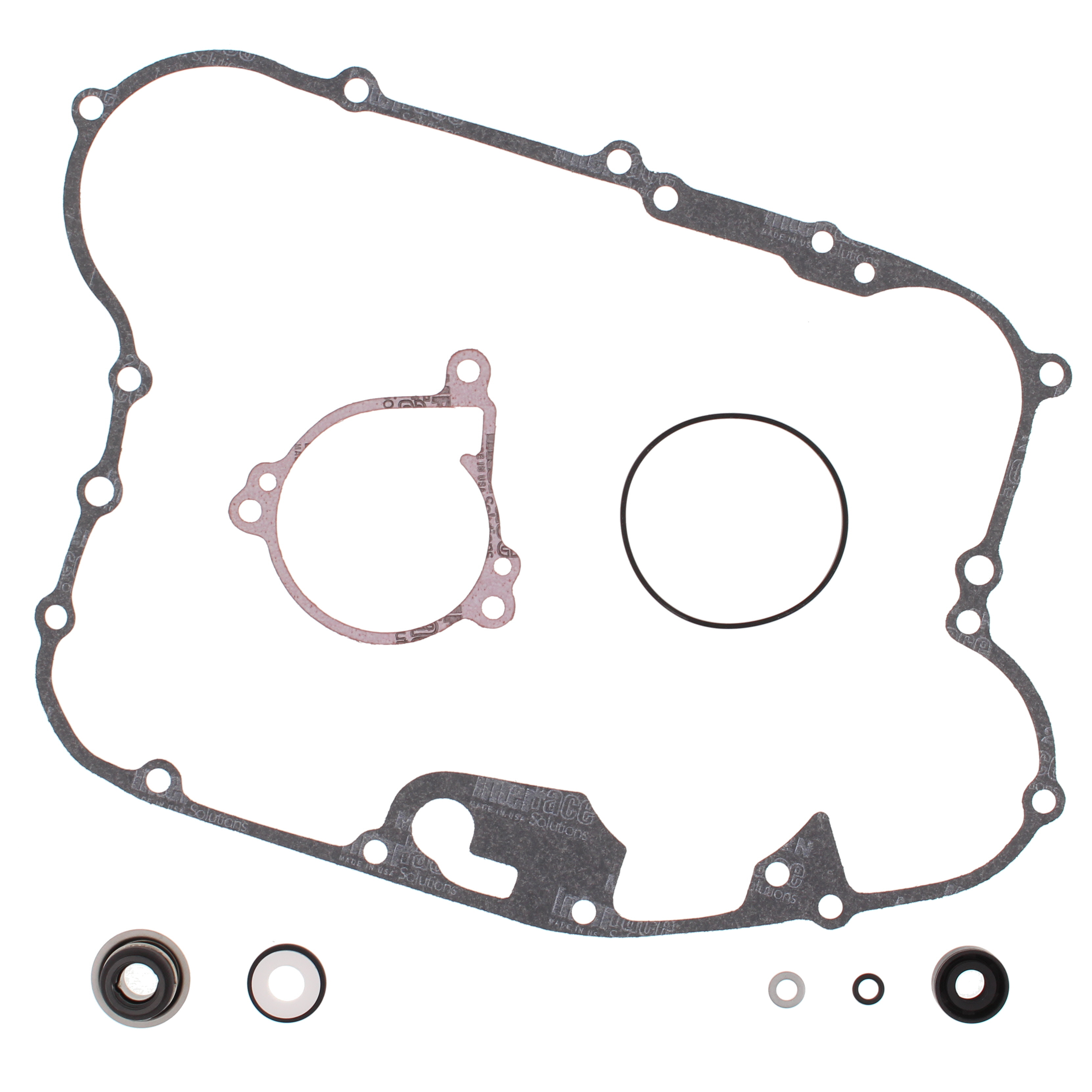 New Water Pump Rebuild Kit Kawasaki KLR250 250cc 1985-2005