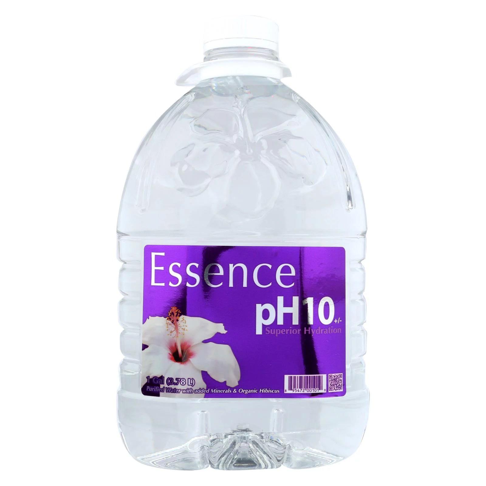 Essence Alkaline Water - Essence Ph10 Water - Gallon ...