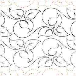 Quilting Creations Printed Tear Away Quilting Paper, Loose