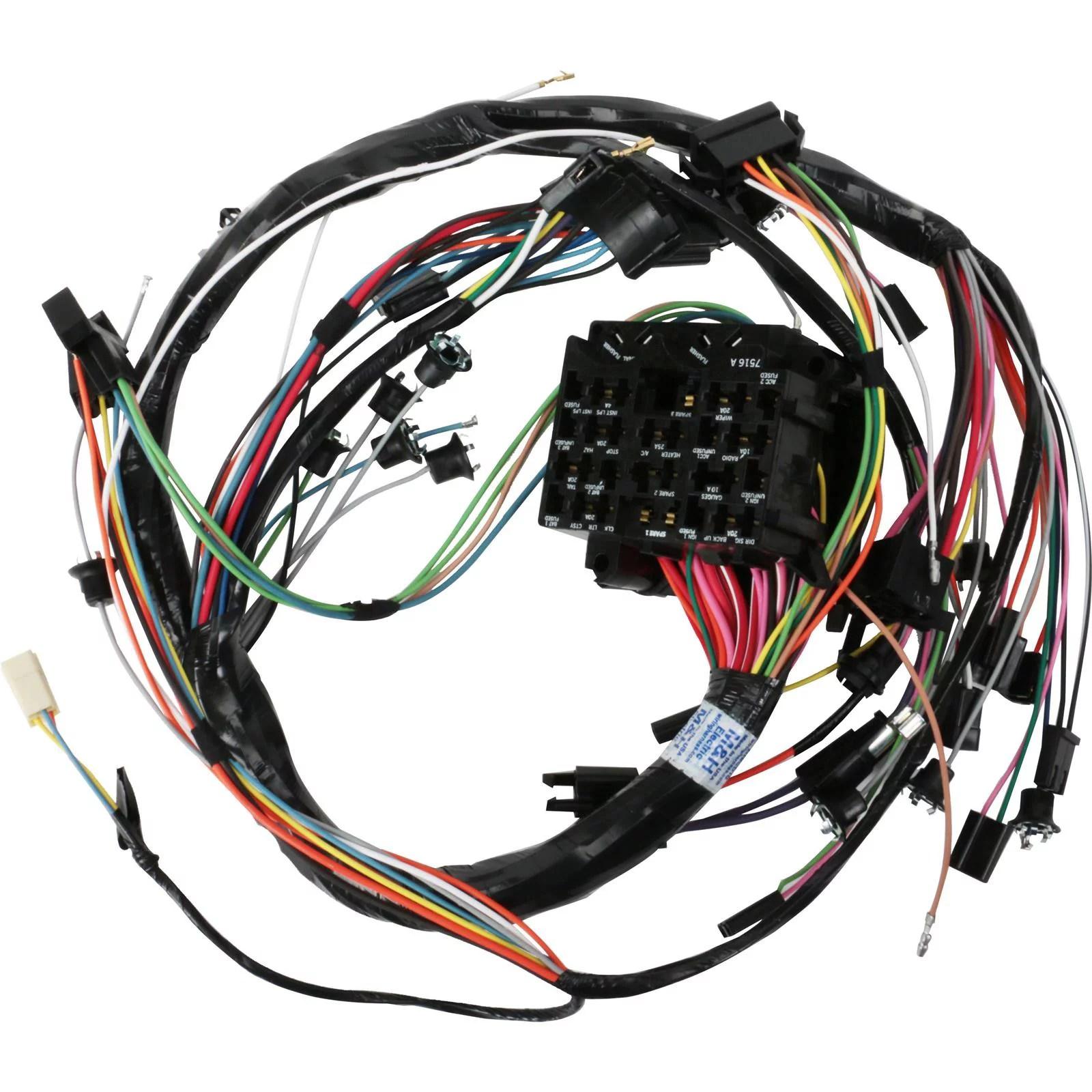 mga dash wiring diagram [ 1600 x 1600 Pixel ]