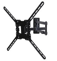 videosecu full motion tv wall mount for 26 50 phillips jvc rca dynex changhong seiki insignia lcd led refurbished bni walmart com [ 1600 x 1600 Pixel ]