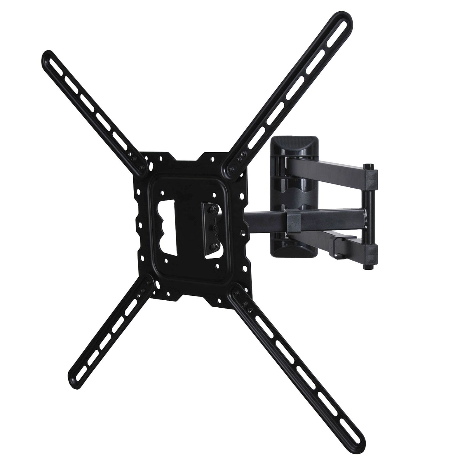 hight resolution of videosecu full motion tv wall mount for 26 50 phillips jvc rca dynex changhong seiki insignia lcd led refurbished bni walmart com