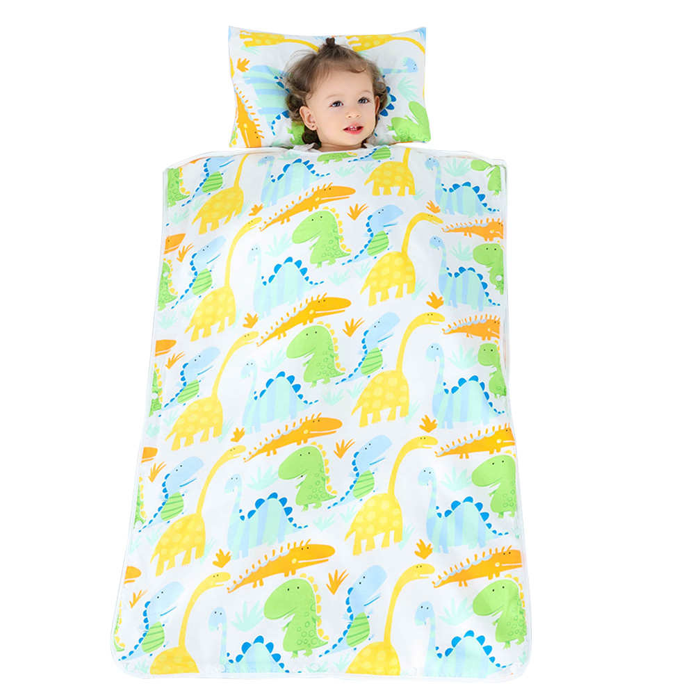 kids nap mat with removable pillow toddler nap pad for preschool daycare kindergarten children sleeping bag kid nap mat toddler nap pad for preschool