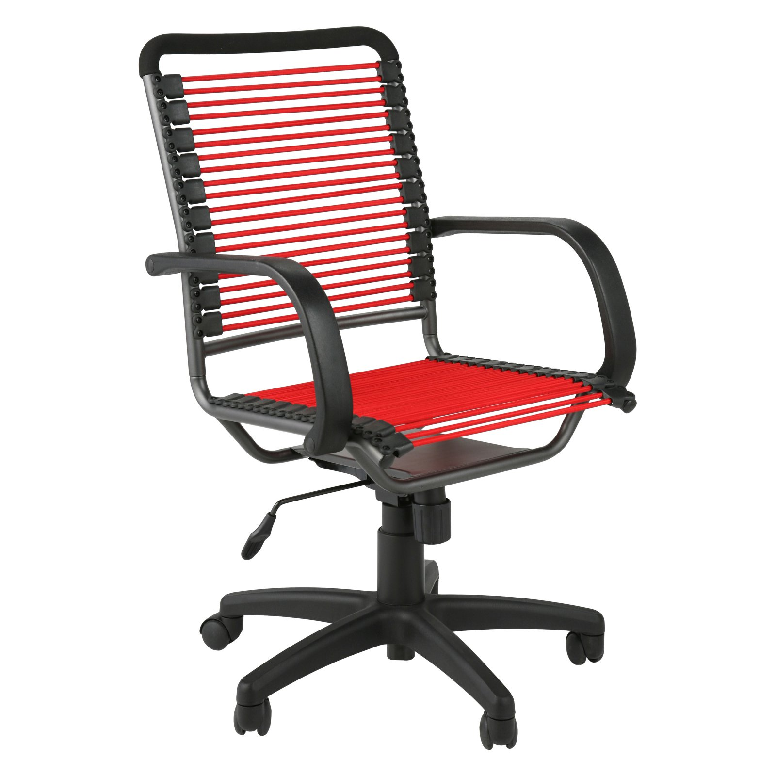 bungie office chair herman miller refurbished chairs euro style high back walmart