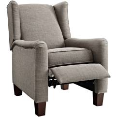 Recliner Chairs Cheap Amish Dining Better Homes And Gardens Grayson Wingback Pushback Walmart Com