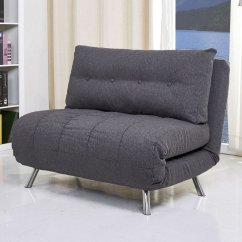 Chair To Bed Convertible Purple Mesh Office Gold Sparrow Tampa Fabric Big Walmart Com