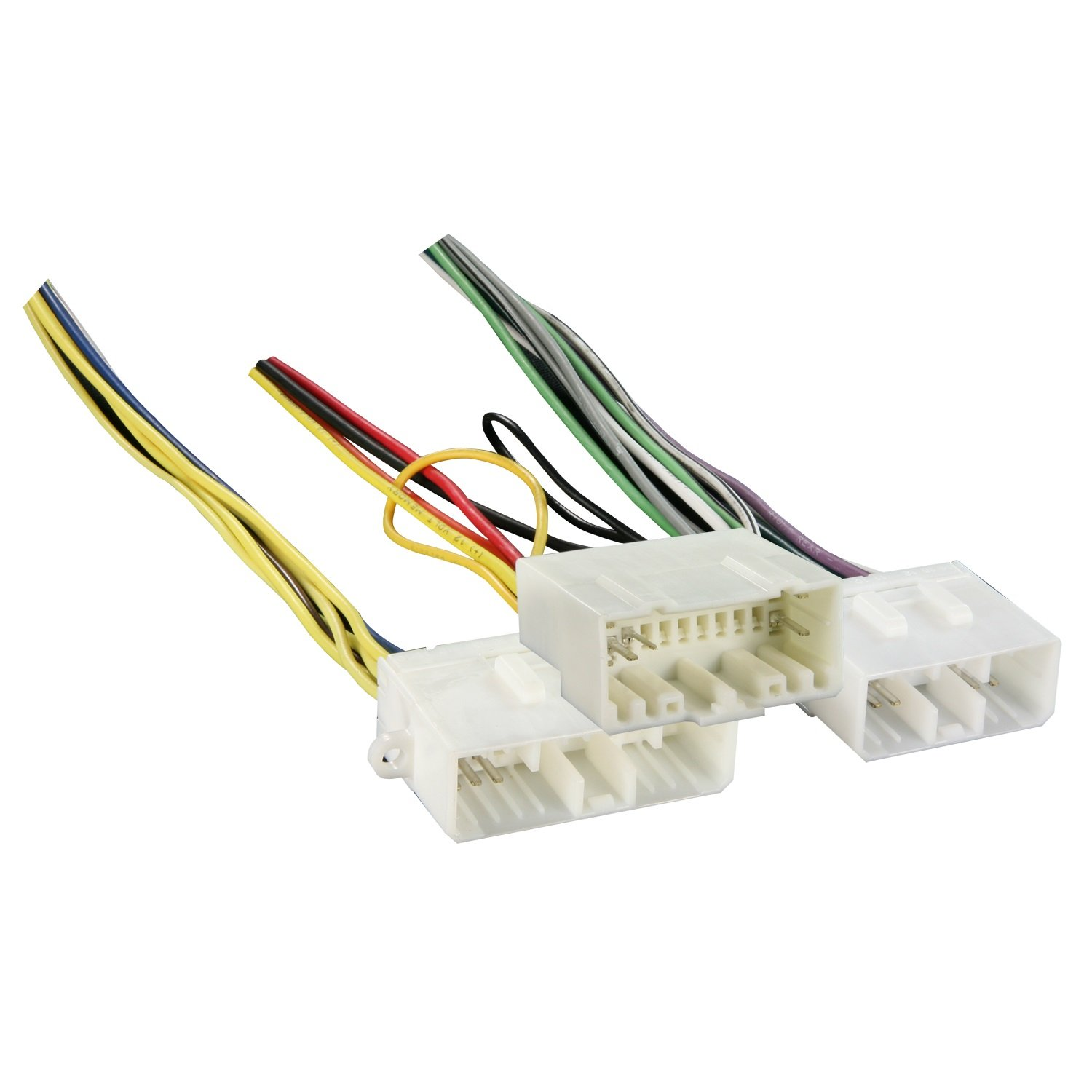 hight resolution of metra 70 6510 wiring harness for select 2002 2004 dodge ram with infiniti system walmart com