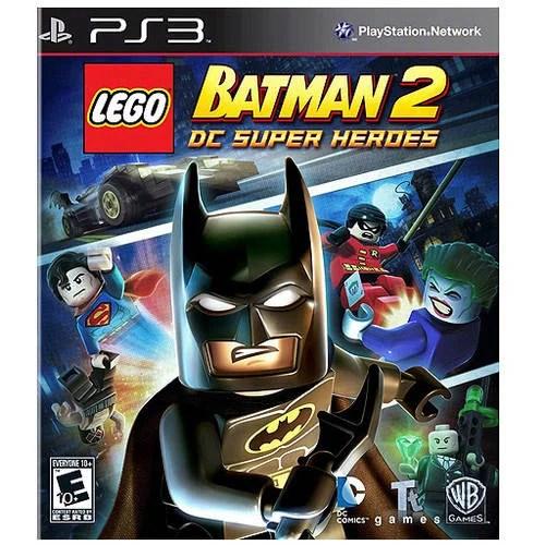 Lego Batman 2 Dc Super Heroes Ps3 Pre Owned Walmart