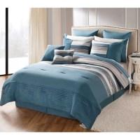 Victoria Classics Sasha 12-Piece Bedding Comforter Set ...