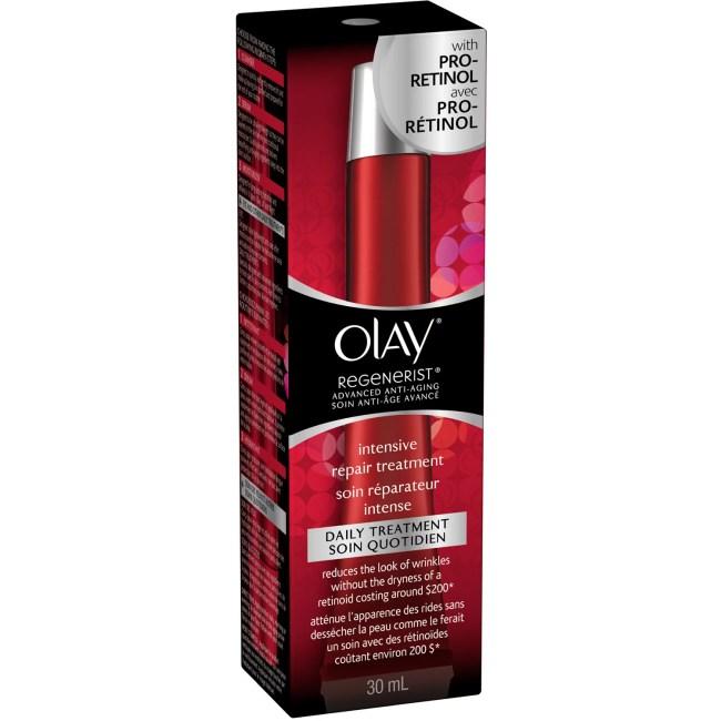 Olay ® Regenerist ® Intensive Repair Treatment 30mL Box