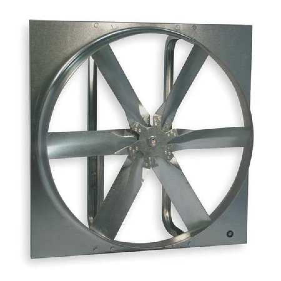 dayton 1wdc4 exhaust fan 48 in less drive package