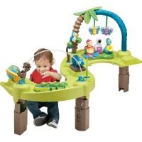 Exersaucer Activity Center Baby Jumper Bouncer Evenflo ...