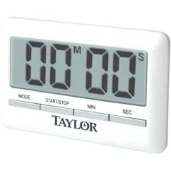 Taylor Kitchen Timer Tables Ashley Furniture Ultra Thin Lcd Digital With Clock Walmart Com