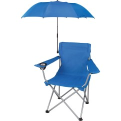 Chair With Umbrella Attached Covers Hire Gold Coast Ozark Trail Outdoor Attachment Sold Separately Walmart Com